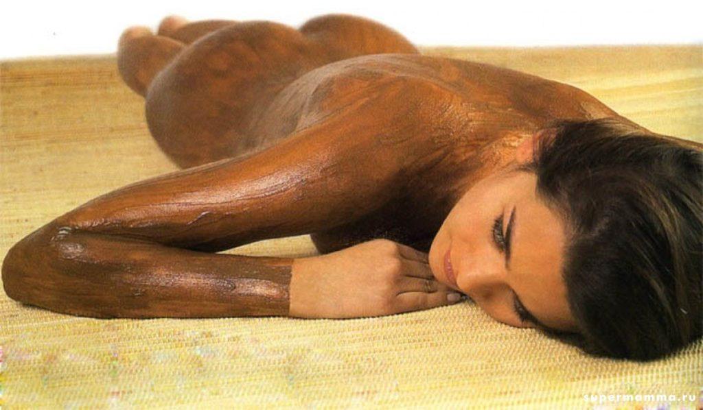 глиняное обертывание эсма