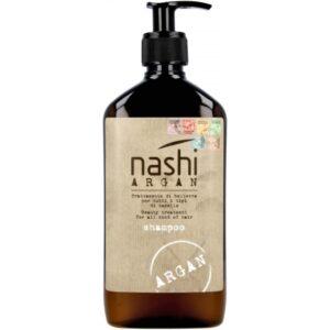 Шампунь для всех типов волос Nashi Argan 500мл NS01076