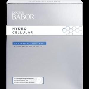 Babor 3D-Hydro Gel Face Mask 4 шт.